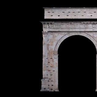 Augustus (Susa) - Orthophoto