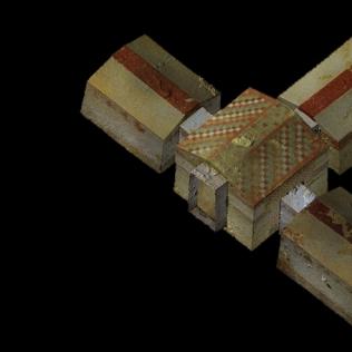 Bartoccini Tomb - Visualization