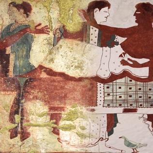 Bettini Tomb - Virtual Reconstruction
