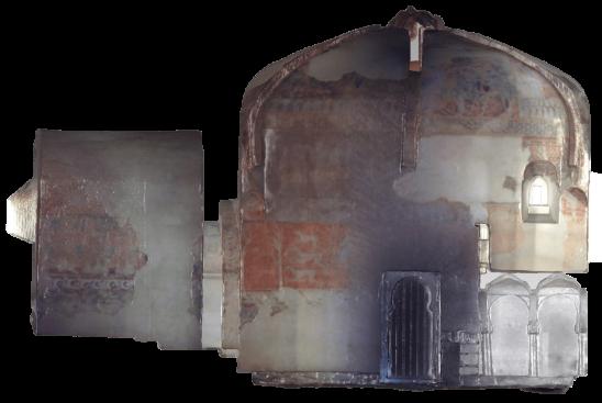 San Baudelio 3D Model
